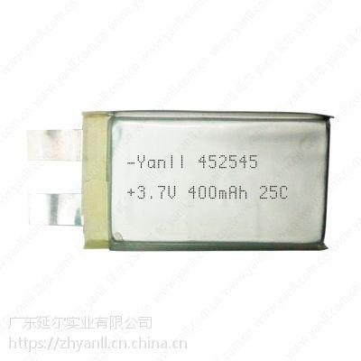 402545 350mAh 35C高倍率聚合物锂电芯