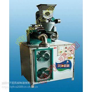 天阳干浆法米线机自动下料米粉机面线机
