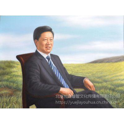 定制一幅50cm*60cm的个人肖像油画多少钱?