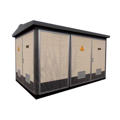 1250KVA 800KVA 组合式箱式变电站欧式 雕花板箱变 水泥箱变