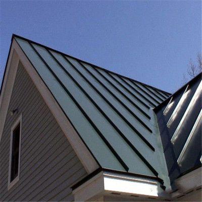 坚固耐用矮立边铝合金屋面板0.9mm 25-330