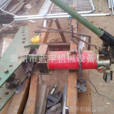 WQJ-G60卧式液压弯管机 液压弯管机 多功能卧式滚动弯管机 拉马