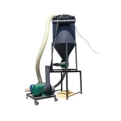 粮仓气力输送机环保 散粮稻谷全自动吸粮机