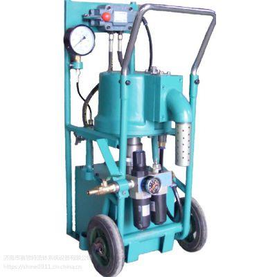 矿用气动液压自动脱模顶模设备