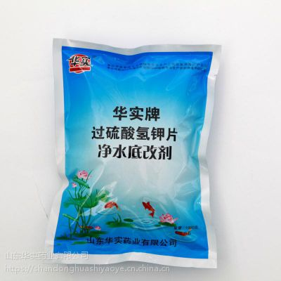 华实牌 50%过硫酸氢钾 Q/0724 SHS 006