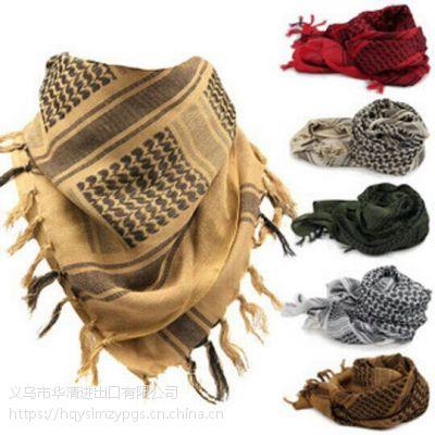 新款阿拉伯全棉头巾Arabia pure cotton kerchief / 阿拉伯专用头巾