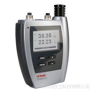 瑞士rotronic罗卓尼克HL-NT3-D多通道温湿度记录仪