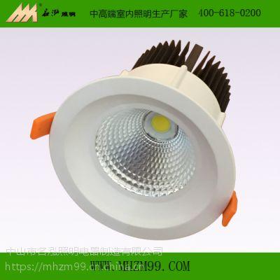 天花灯厂家解析选择LED射灯批发厂家的N个事项