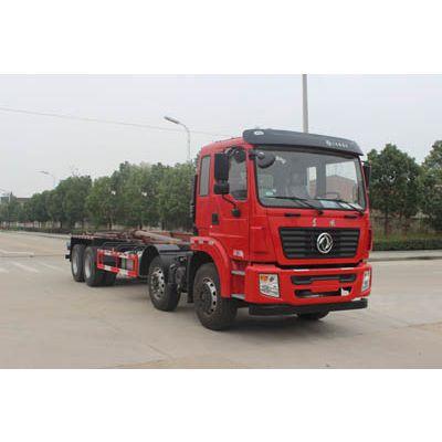 东风商用车30吨勾臂式垃圾车规格型号