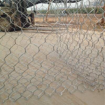 格宾石笼网哪里便宜 防汛石笼网 防洪雷诺护垫