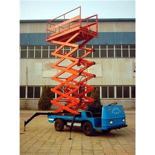 厂家直销绵阳车载式升降平台 德阳升降货梯