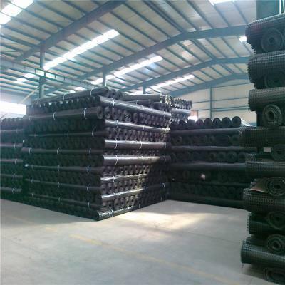 高强涤纶土工格栅 土工格栅价格 拉伸网