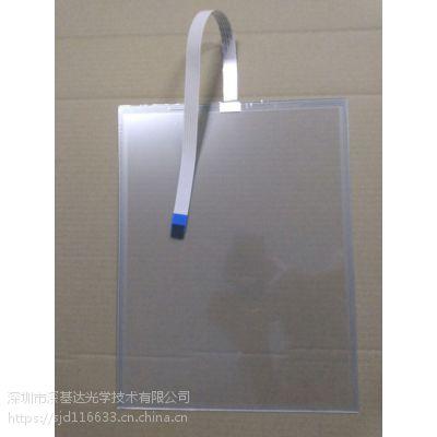 深基达,17寸5线电阻屏,工控触摸电阻屏,线性好,透光率85%