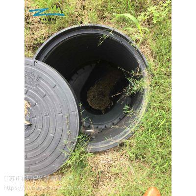 四平pvc检查井与雨水井污水井厂家就选专业的 正林依道丰