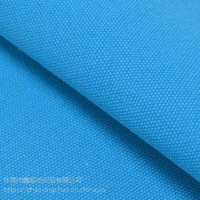 供应再生棉布GRS认证再生棉布12安梭织平纹布现货直销