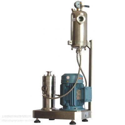 GRS2000/4麦乳精高剪切均质乳化机