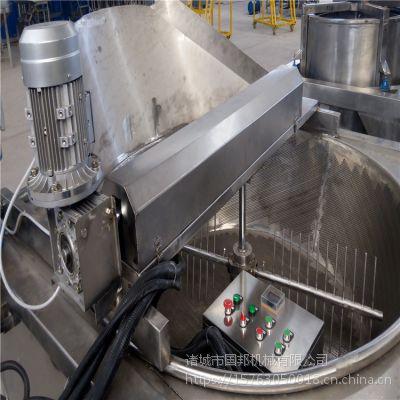 膨化食品油炸机 山药片油炸机 电加热油炸机