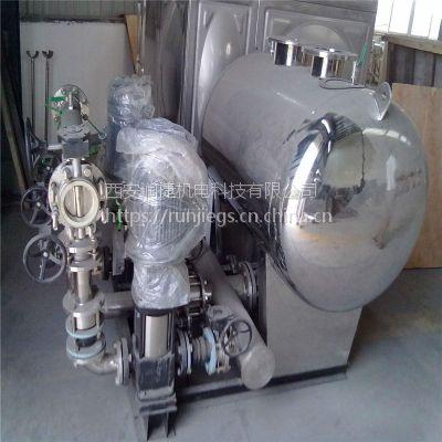 宝鸡岐山恒压供水变频控制柜 宝鸡岐山分析无负压管网自动增压给水设备 RJ-2697