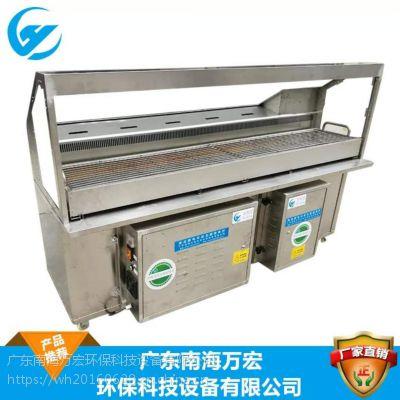 广东厂家直销无烟烧烤净化车,油烟净化器等厨具设备
