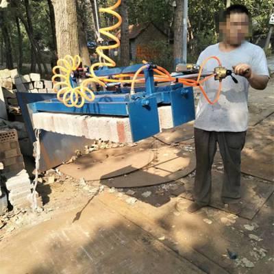 水泥砖电动装车机