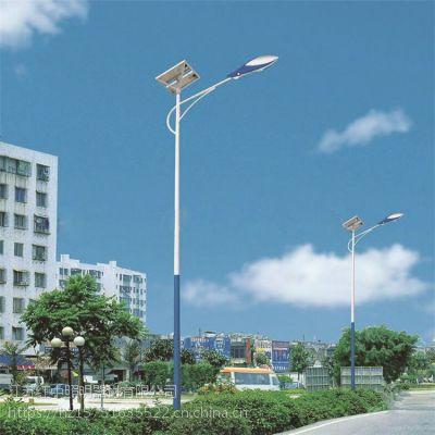 襄樊红中12V太阳能路灯哪里有/地脚笼厂家/中高杆灯改造