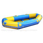 轻舟橡皮艇-漂流的艇,漂流皮划艇 简笔画