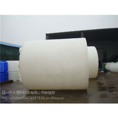 塑料水桶南充化工水箱10吨 四川升斗