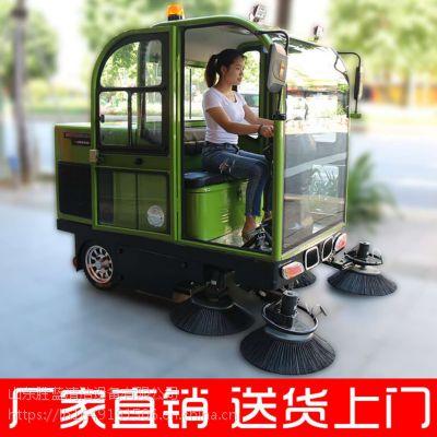 胜蓝环保电动扫地车,电动吸尘车,物业扫地车,洗地机