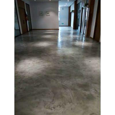 复古地坪施工工艺 豫信地坪承接地面装饰工程 亲自上门为你服务 价格面议