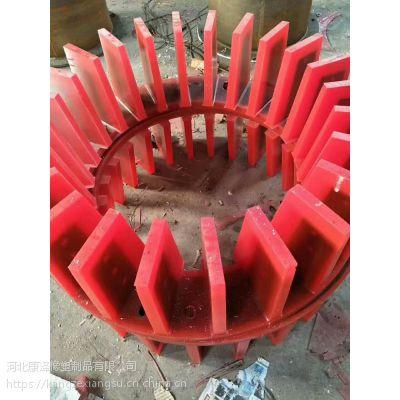 厂家直销优质扬州浮选机聚氨酯叶轮盖板 品牌多样