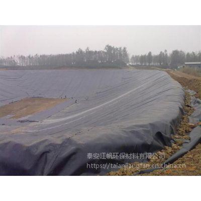 hdpe土工膜鱼塘防水膜水产养殖黑塑料膜