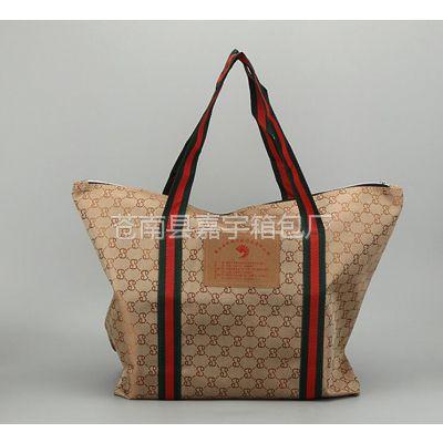 厂家供应湖南旅行社手提包,牛津布旅游包,旅行社广告袋