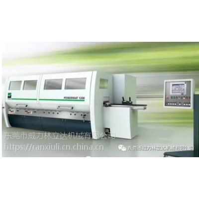 威力智能型四面刨 Powermat 1200