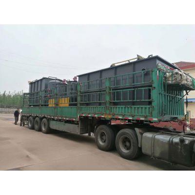 广西农村污水处理设备厂家质量优诸城润泓