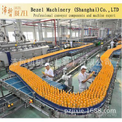 bezel专业生产茶饮料加工输送 模块网专业厂家