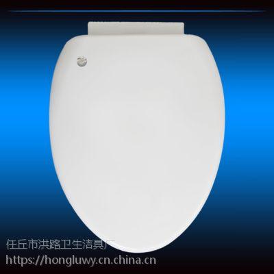塑料缓降马桶便盖 通用环保坐便器盖板马桶盖