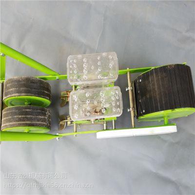 工作量大花生播种机 玉米粒播种机覆膜机