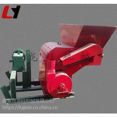 动力电柴油机带动秸秆粉碎机 锤片式粉碎机刀片价格