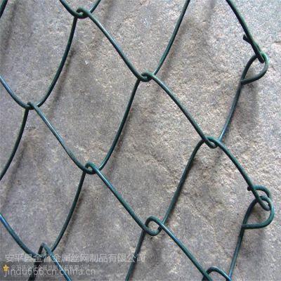 铝丝勾花网 院墙隔离勾花网 动物园养殖围栏网 矿用勾花网