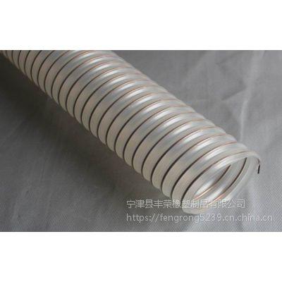 耐老化 四季柔软 耐酸碱 PU钢丝软管