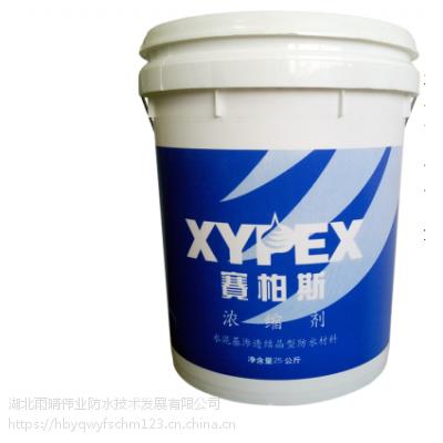 赛柏斯XYPEX修补堵漏剂修补裂缝凝固快