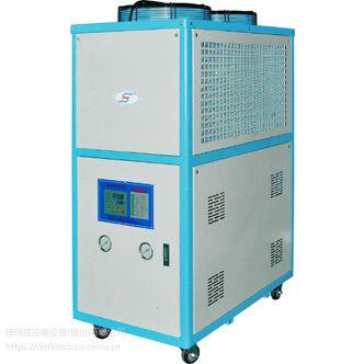 高效节能风冷式冰水机 优质环保风冷式冷热一体机 新能源驱动器测试冰水机