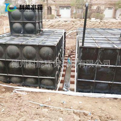 科能全国直供BDF水箱 不锈钢复合板地埋式水箱 绿色节能材料