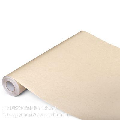 厂家直销优质PVC压纹自粘式宾馆专用彩装膜墙纸