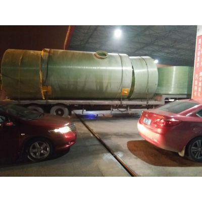 沃利克预制一体化污水泵站安装注意事项