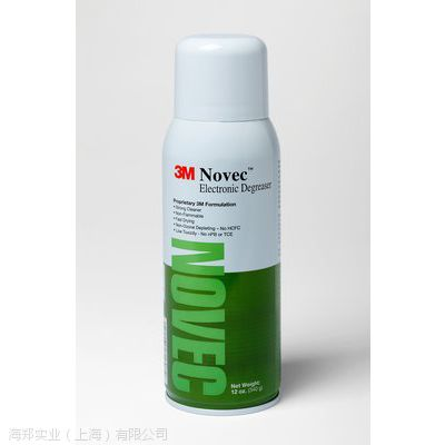 绿色喷罐清洗剂 3M? Novec? Electronic Degreaser, 12 oz can