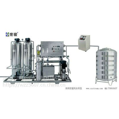 校园直饮水设备 选择深圳世骏 质量可靠 服务周到 备受青睐