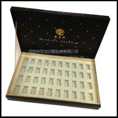深圳高档红酒礼品盒设计印刷,高端精品葡萄酒精装盒设计定制