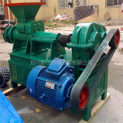 都江热卖产品 140型高压秸秆煤棒机 冲压式兰炭粉制棒机 工作原理