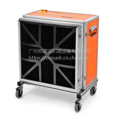 供应吸尘器 富世华Husqvarna A2000便携式工业空气净化器 过滤器 空气负压机